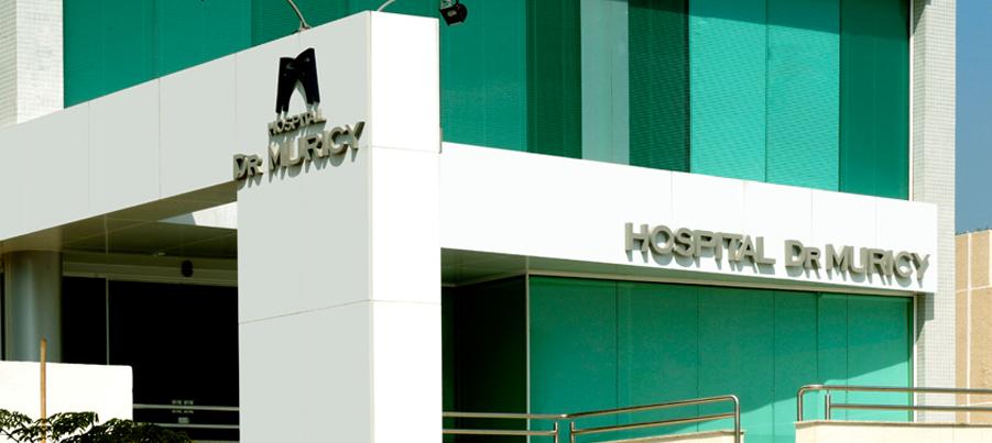 Hospital conceito em cirurgia e internação